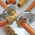 wrenches on pipework