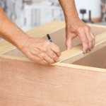 carpenter make new furniture for house