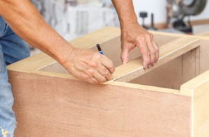 carpenter make new furniture for house